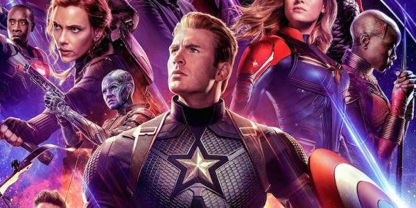 The Avengers: Endgame poster