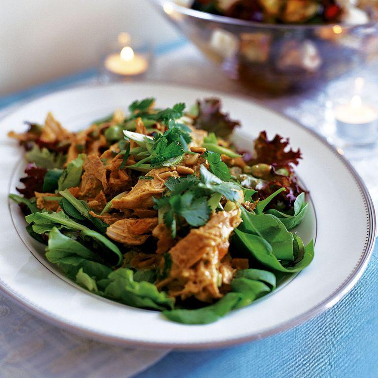 Coronation Chicken Recipe-Chicken recipes-recipe ideas-new recipes-woman and home