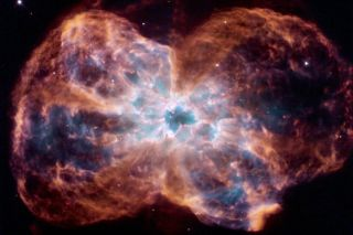 The white dwarf star discovered in the planetary nebula NGC 2440 may be the hottest one discovered yet.