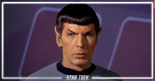 "Spock, portrayed by Leonard Nimoy in the original ""Star Trek"" series and films, was half human and half Vulcan. An evolutionary biologist suggests that such interbreeding could happen only if humans were related to Vulcans by a recent ancestor."
