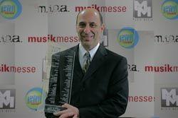 Audix DP-7 Wins MIPA Award
