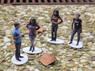Collect Yourself, with Shapify Me 3D-Scanned Figurines