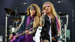 Steel Panther at Download 2014