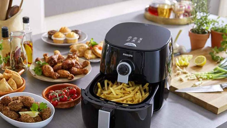Philips Premium Air Fryer with Rapid Air Technology for Healthy Cooking