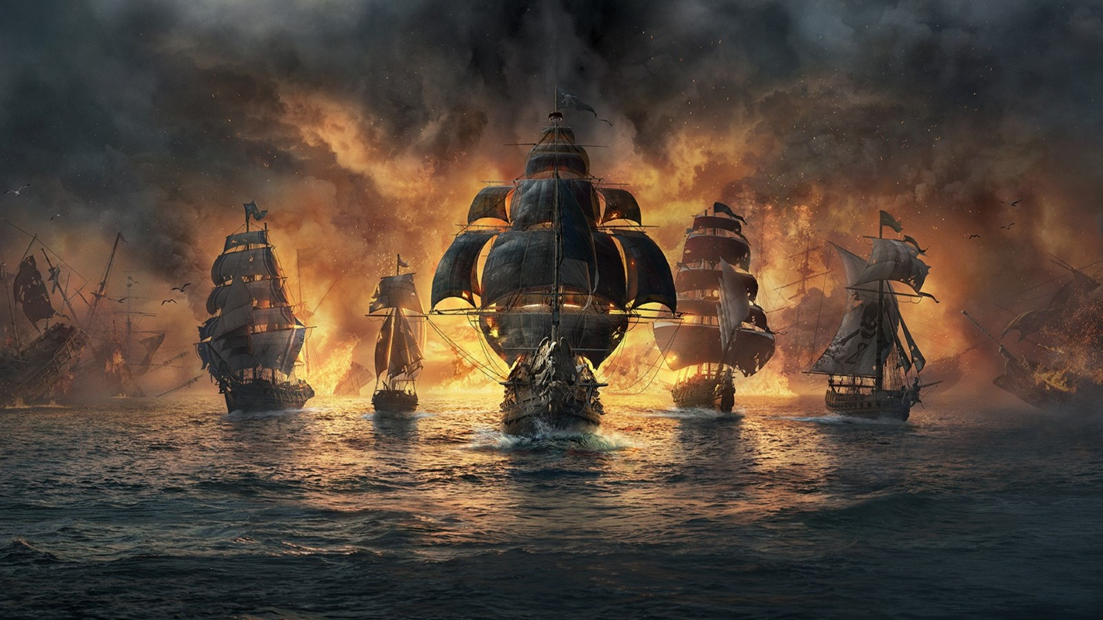 Ubisoft Confirms That Skull And Bones Will Have A Single Player