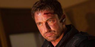 Gerard Butler as the Fallen series' Mike Banning