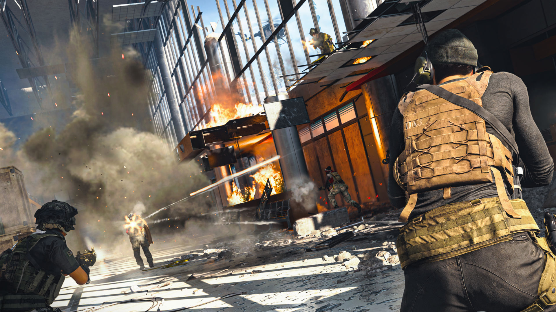 The Best Warzone Loadouts Find The Best Cod Warzone Loadout For You Pc Gamer