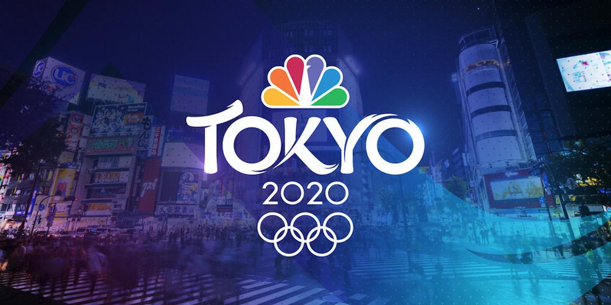 nbc 2020 tokyo olympics logo