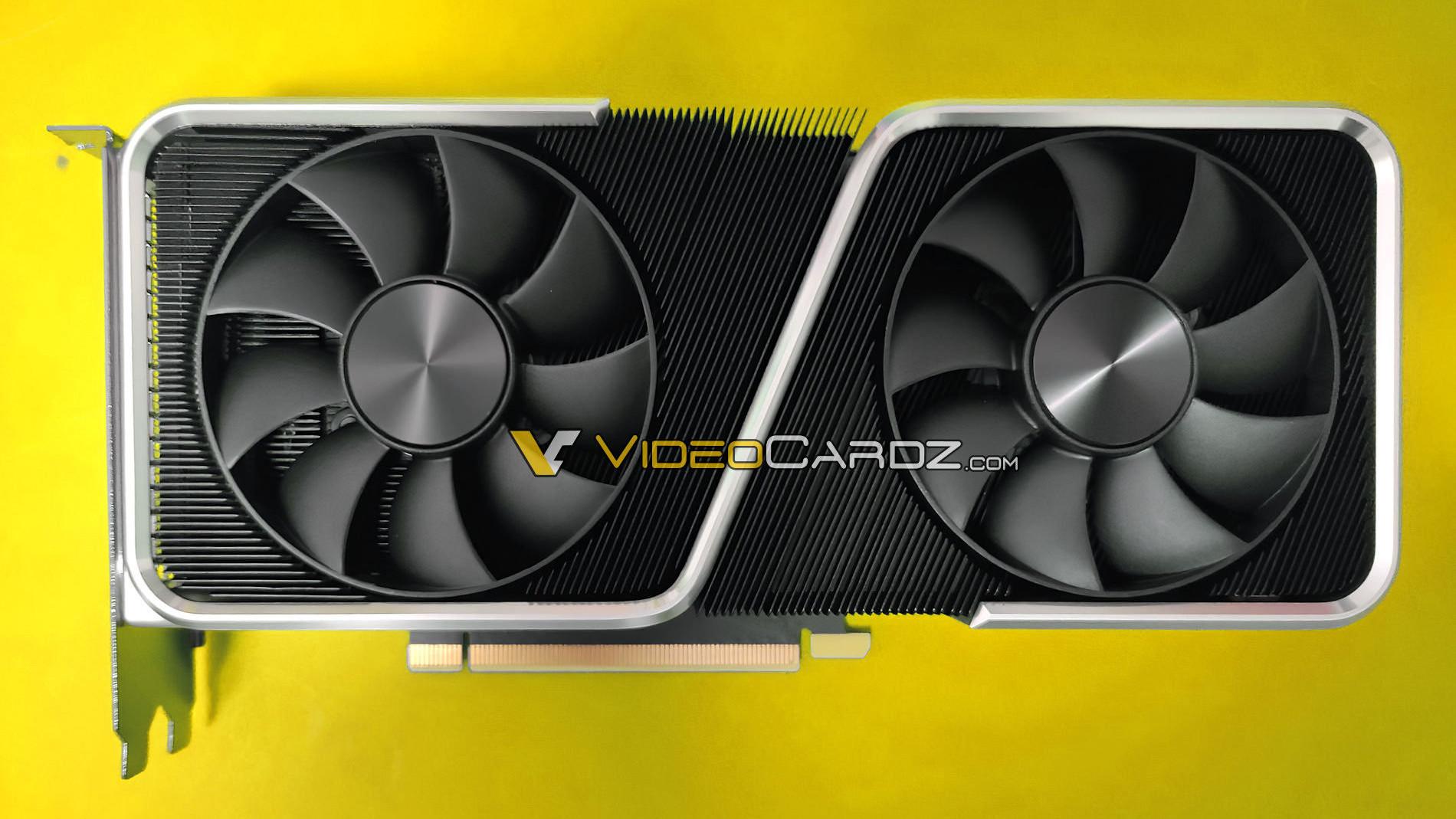 Nvidia RTX 3060 Ti leaks