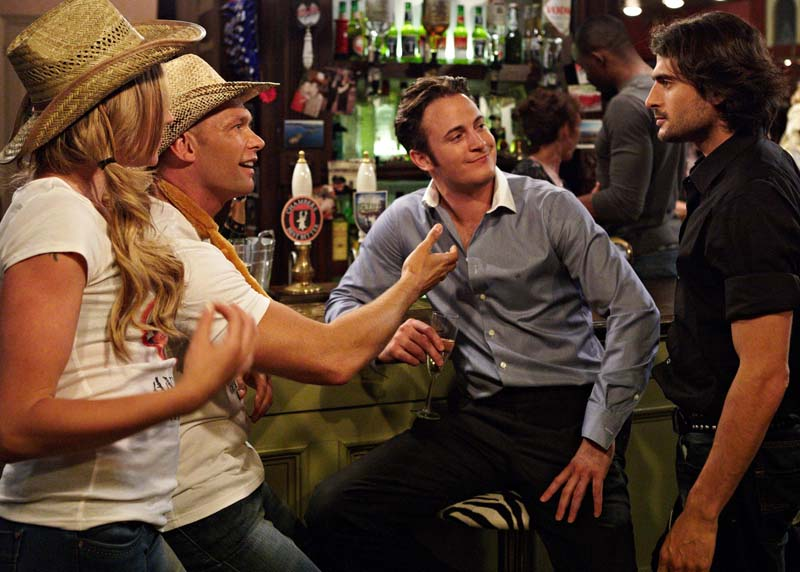 Danny crashes Syed's stag do!