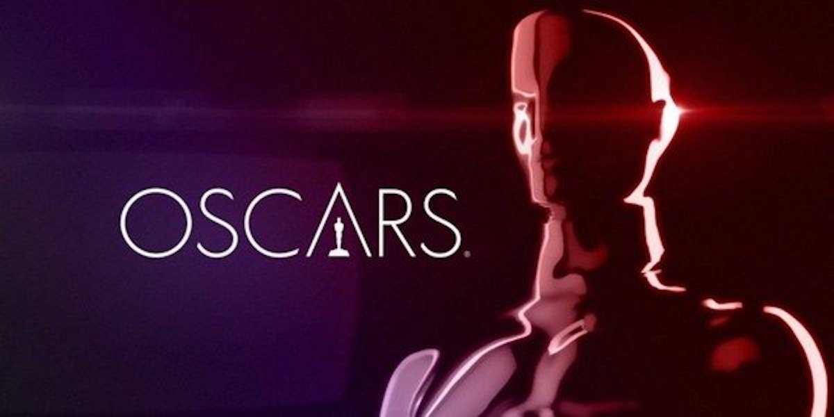Oscars logo, Academy Awards ceremony logo, trophy