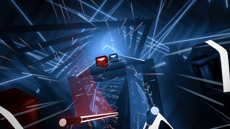 Best Oculus Quest games 2021: beat saber