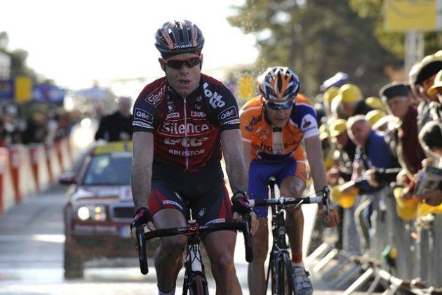 Paris-Nice stage 4 Cadel Evans Robert Gesink