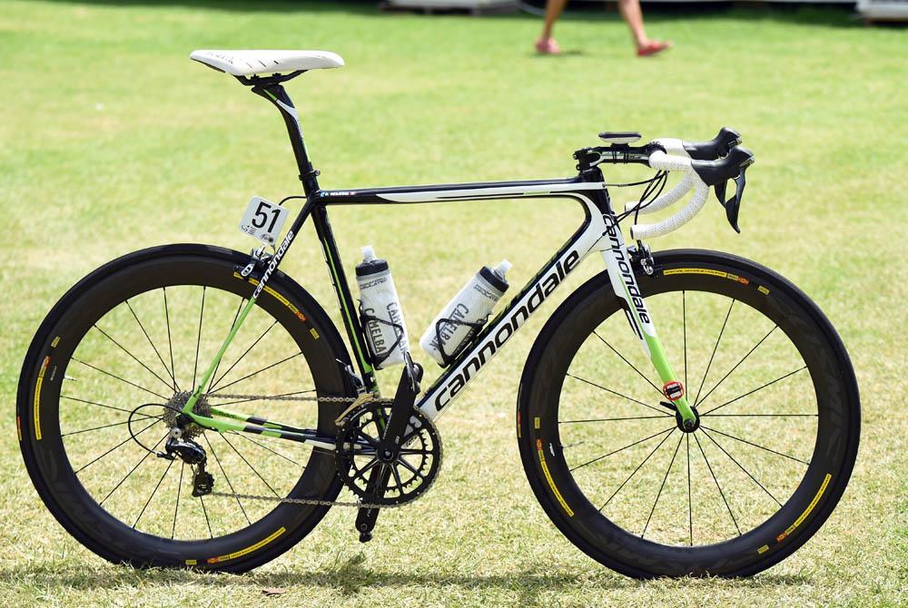 2016 Cannondale Bikes Cannondale Garmin team