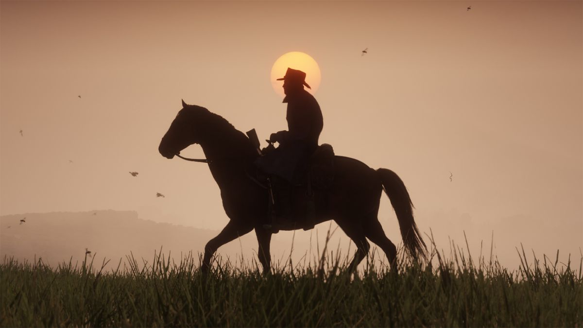 Red Dead Redemption 2 gets a Hot Coffee mod, but Take-Two disapproves - GamesRadar