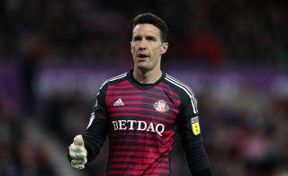 Sunderland v Portsmouth – Sky Bet League One Play-off – Semi Final – First Leg – Stadium of Light