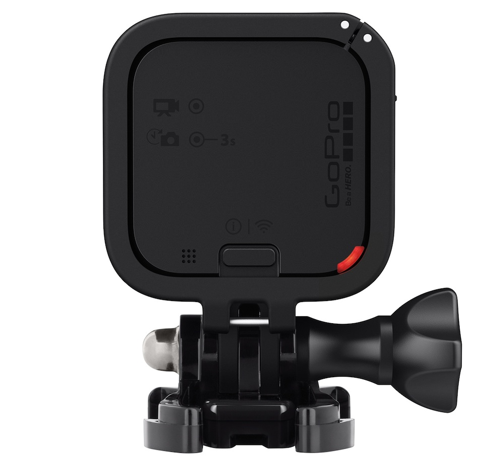 how to record video go pro hero session