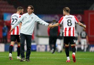 Brentford v Charlton Athletic – Sky Bet Championship – Griffin Park