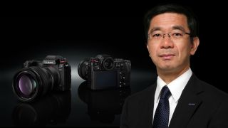 Yosuke Yamane, Director of Panasonic's Imaging Network Division