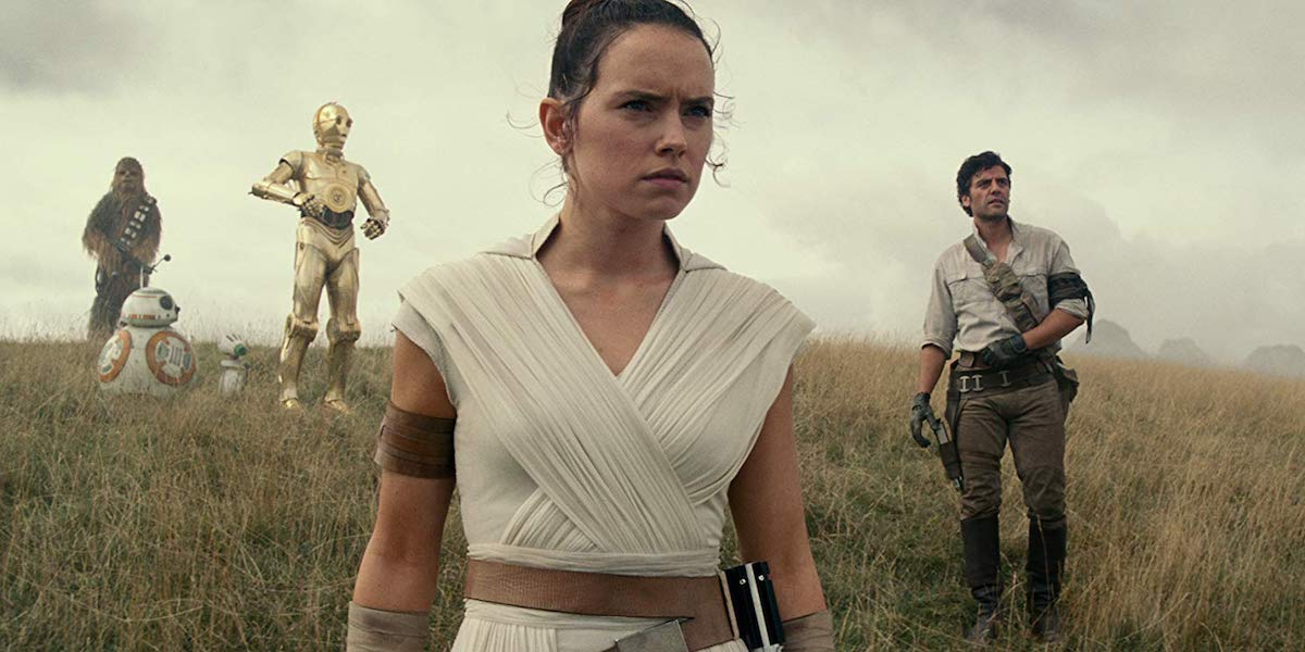 J.J. Abrams Says The Rise Of Skywalker's Ending 'The Most Challenging' Thing He's Worked On