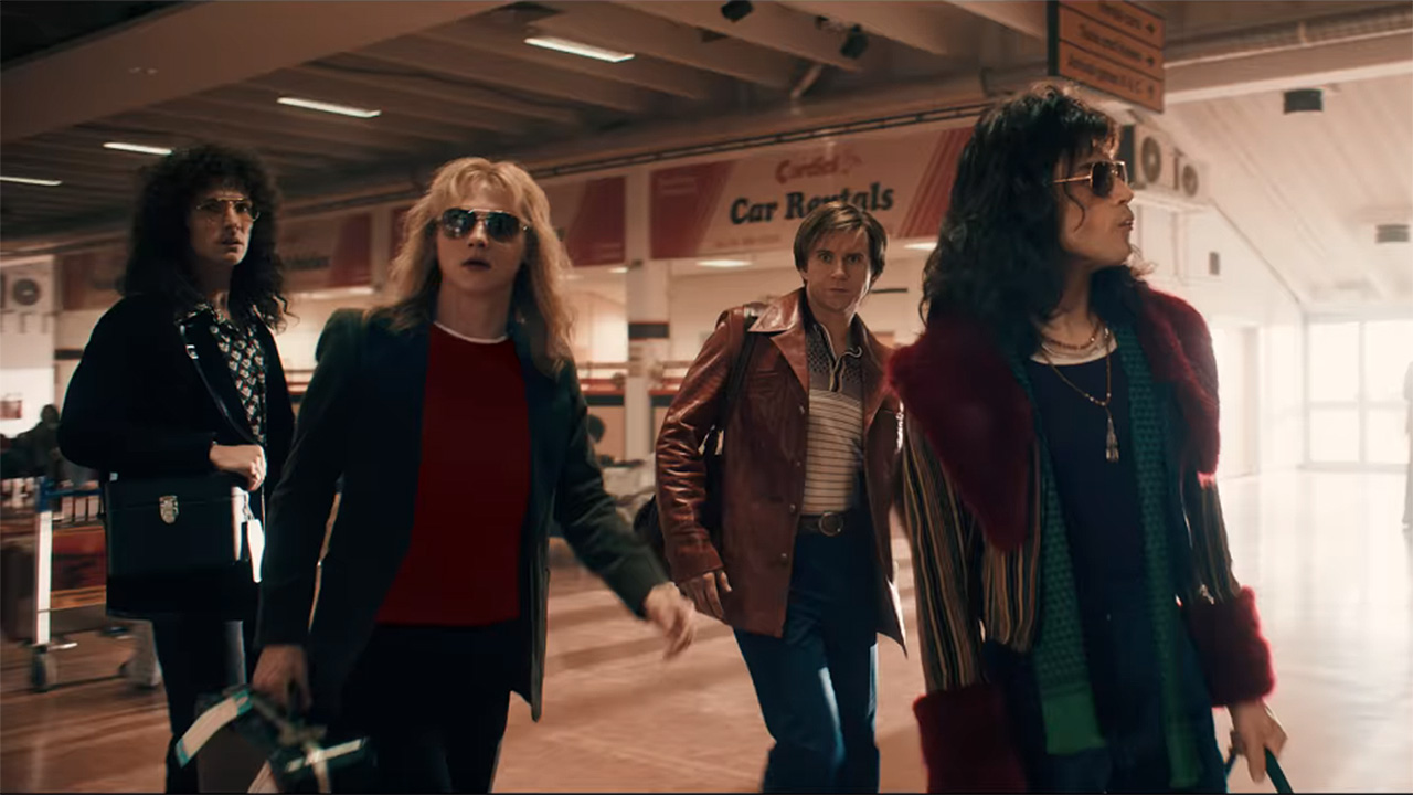 Watch new trailer for upcoming Queen movie Bohemian Rhapsody