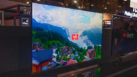 Hands on: TCL 8-Series 8K QLED Roku TV review | TechRadar