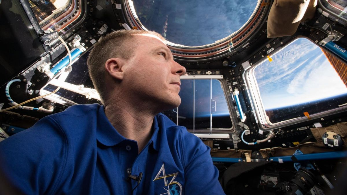 Get 'Down to Earth' with former NASA astronaut Terry Virts in new podcast