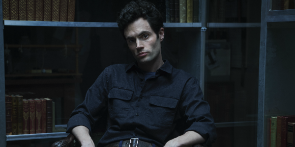 You Joe Penn Badgley Netflix Lifetime