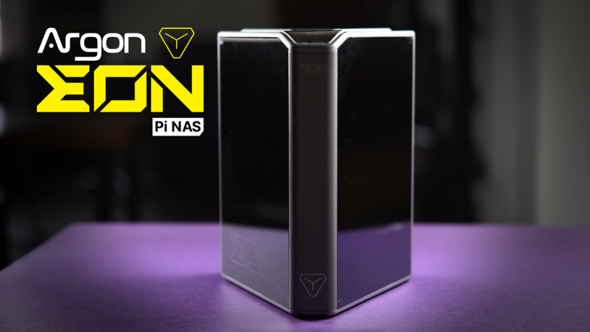 Photo of Argon launches EON NAS powered by Raspberry Pi