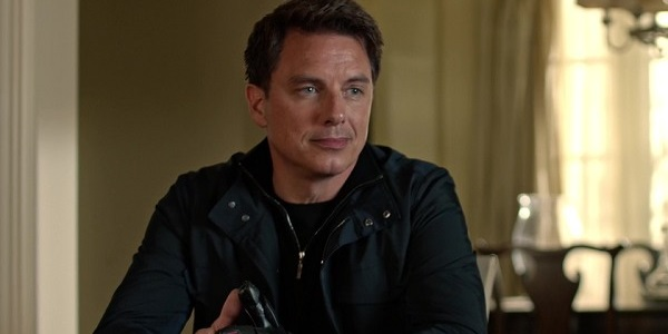 Malcolm Merlyn John Barrowman Arrow The CW