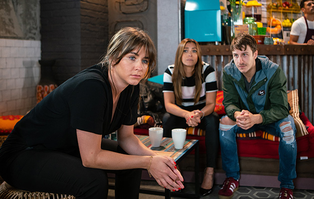 Coronation Street spoilers - Ryan Connor asks Sophie to back him up