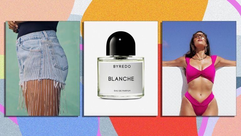 The Fix is the curated editors picks list, items featured include the levis x naomi osaka collection, byredo blanche and away that day by bettina looney