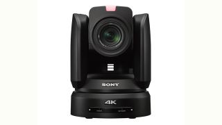 Sony Adds 4K to BRC Series PTZ Cameras