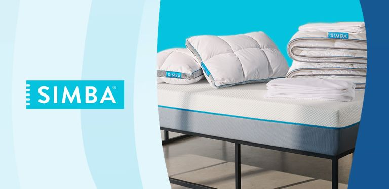 The current Simba mattress deal gives customers 20% off AND a free mattress protector