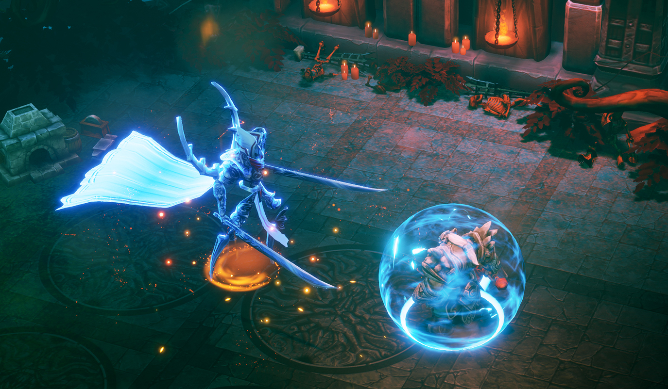 Pagan Online, the ARPG blending Diablo and Warframe, adds co-op play | PC Gamer
