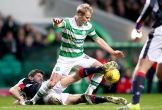 Celtic v Dundee – Ladbrokes Scottish Premiership – Celtic Park