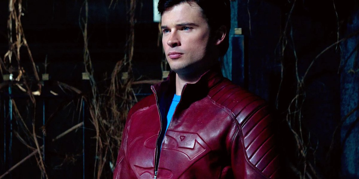 Tom Welling on Smallville