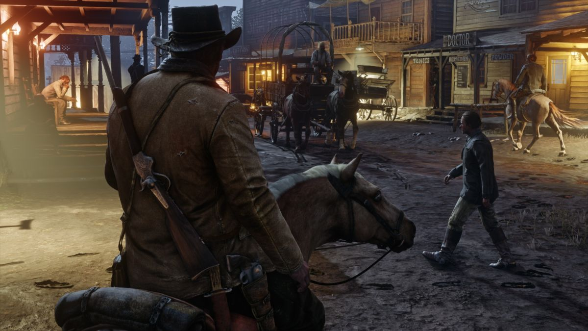 Red Dead Redemption 2 How The Map Has Changed Since Our Leak Techradar