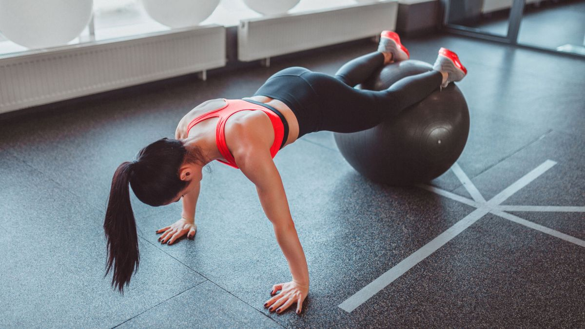 How to use a Swiss ball: A guide to using exercise balls for workouts and recovery