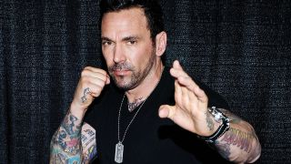 A portrait of JASON DAVID FRANK