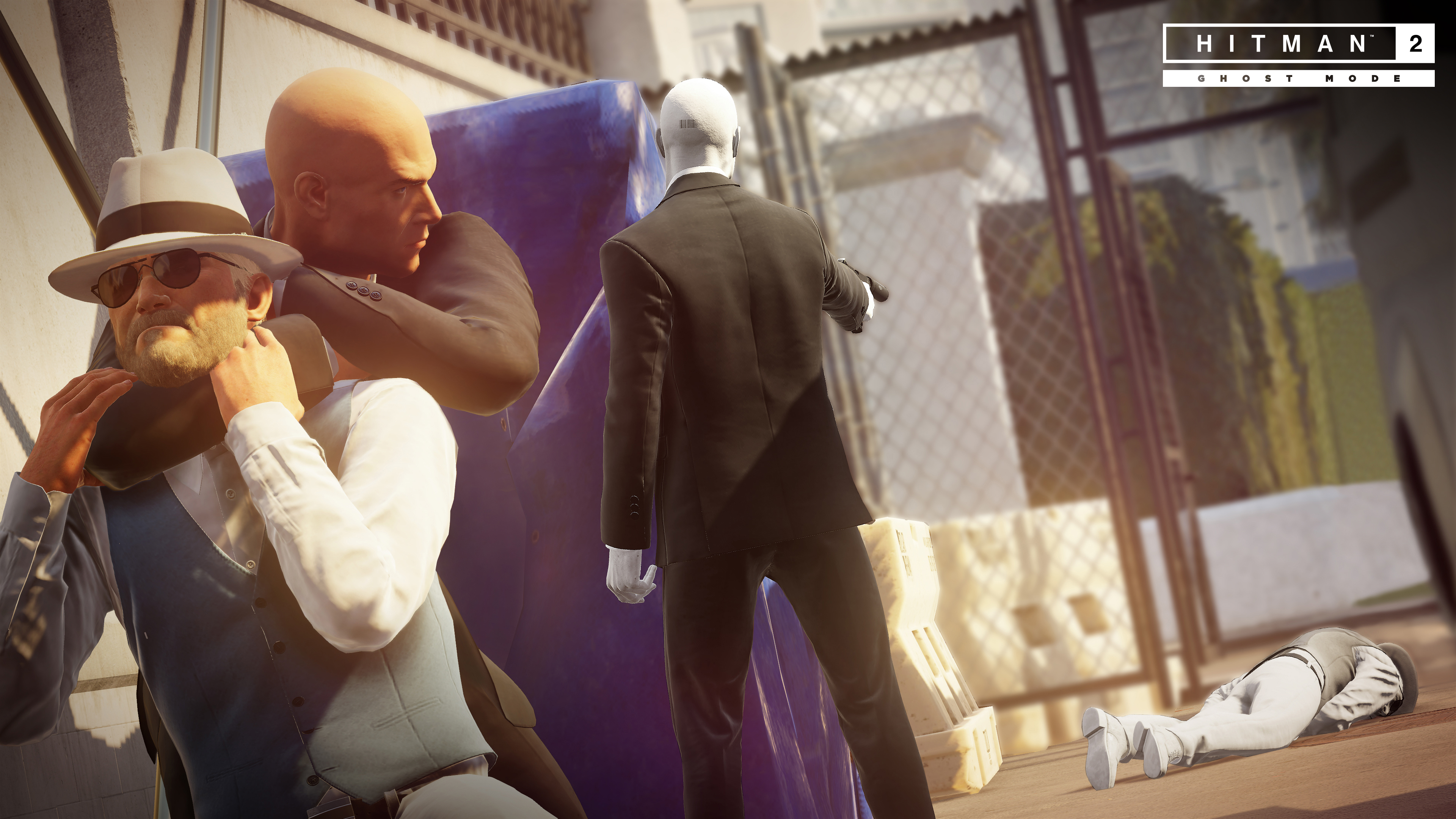 Hitman 2 S Multiplayer Mode Lets You Compete For Silent Kills