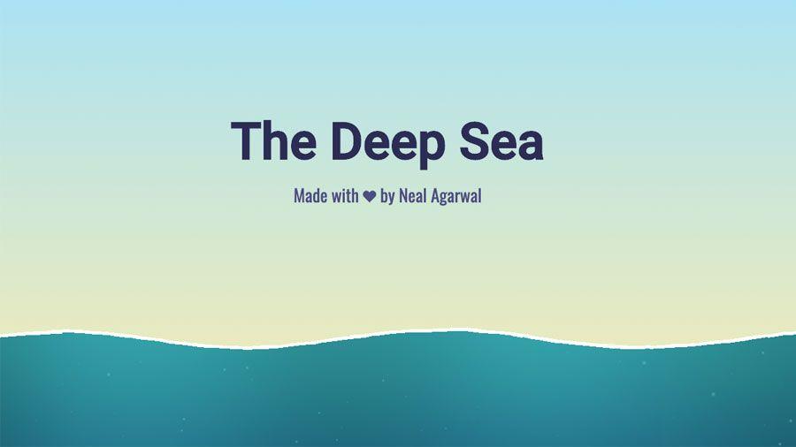 Epic ocean visualisation is strangely addictive