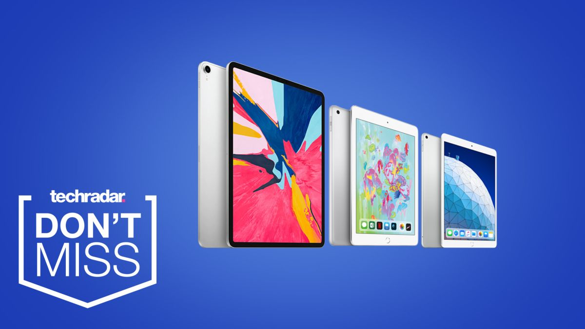 These fantastic iPad deals show no signs of slowing down for the holidays