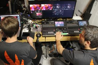 Roland Powered Mobeon Streaming at E3 Conference