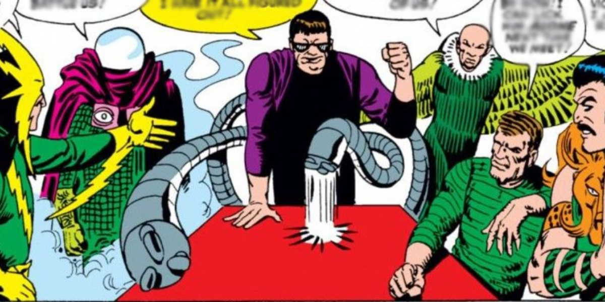 Doctor Octopus and the Sinister Six