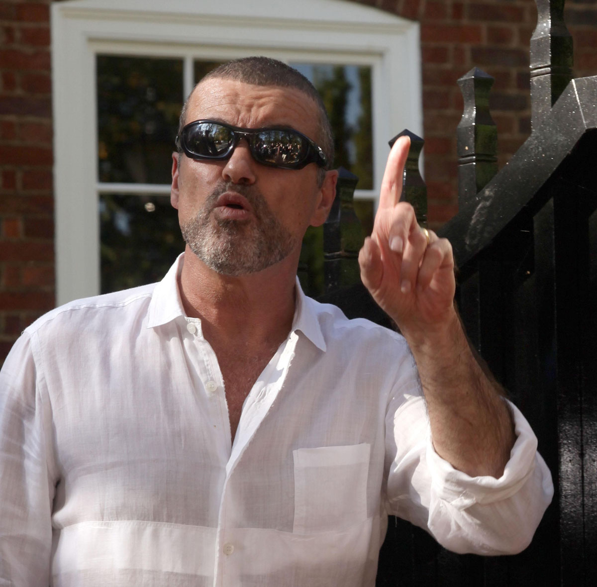 George Michael: 'I couldn't be cruel on X Factor'