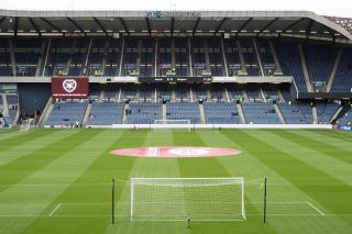 Heart of Midlothian v Rangers – Ladbrokes Scottish Premiership – BT Murrayfield Stadium