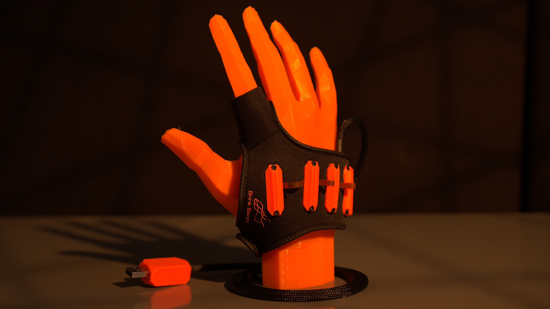Not quite Alyx Vance's, but this neuro-controller glove claims to make you a better gamer