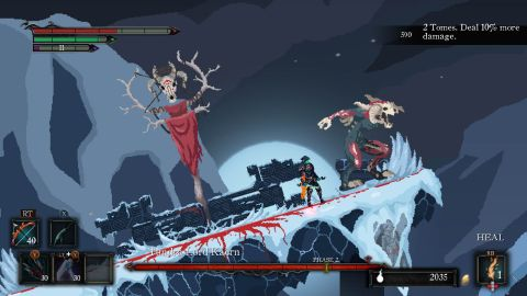 Death's Gambit review   PC Gamer