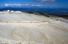 The Mont Ventoux is where the fireworks meet the slow fuse lit at the penultimate stage of the 2009 Tour.